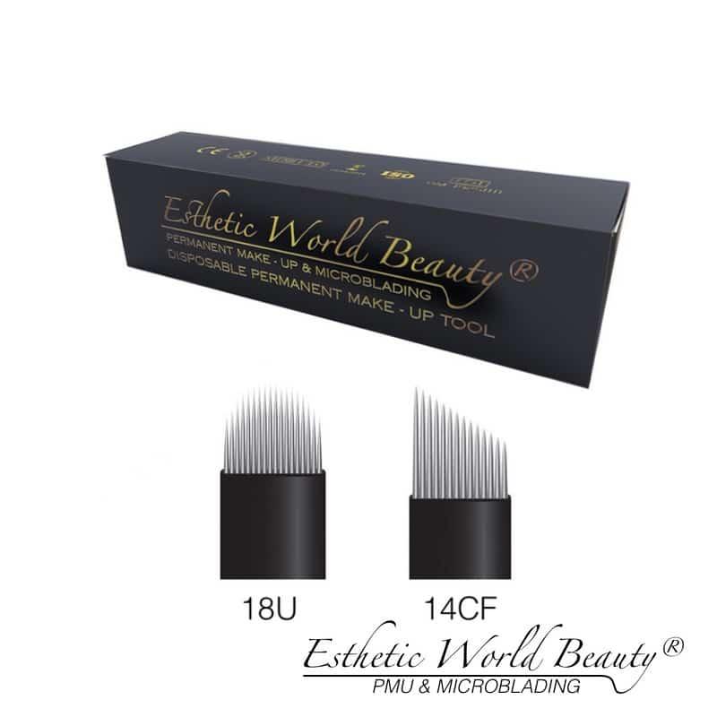 Disposable Microblading Pen #14F #18U Box/5 Pcs